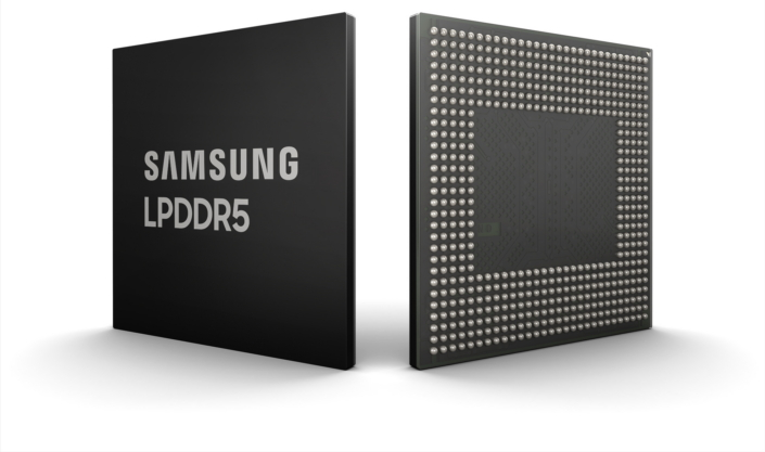 future iphones could use samsung s industry first lpddr5 dram