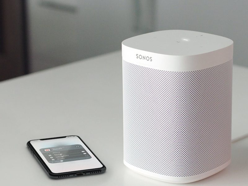 sonos adds airplay 2 support to latest speakers enabling siri control and multi room audio