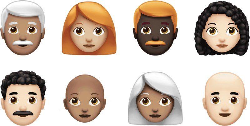 apple highlights upcoming 2018 emoji in celebration of world emoji day