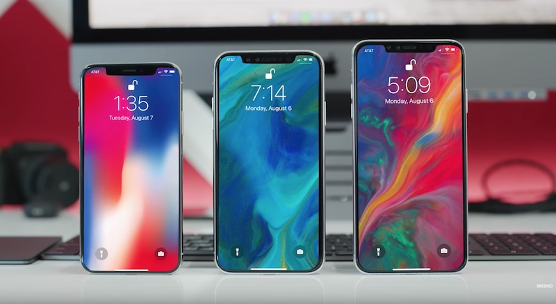 apple has certified key suppliers of 2018 iphones as volume production set to begin