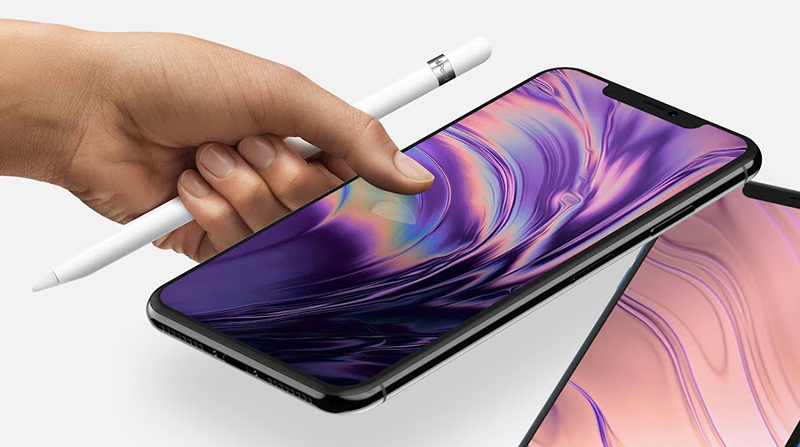 another report says second generation iphone x and iphone x plus will support apple pencil