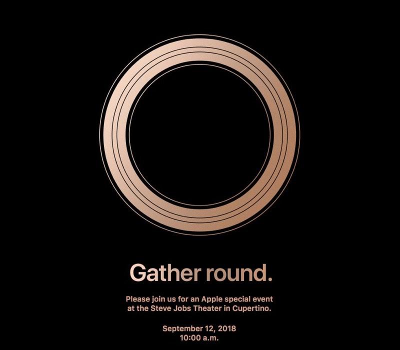 apple s september 2018 media event spoiler free video stream
