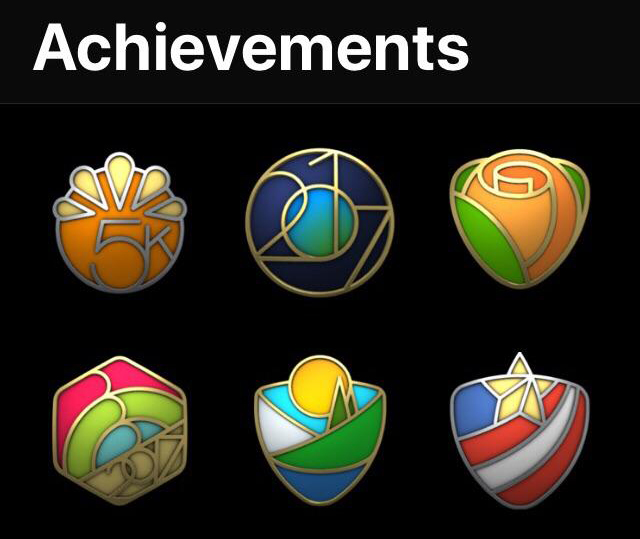 missing some activity awards on ios 12 apple says they ll be restored in a future software update