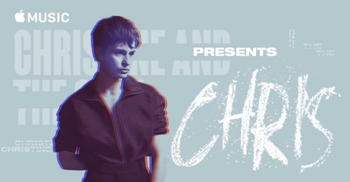 apple music hosting exclusive concert in paris featuring artist christine and the queens