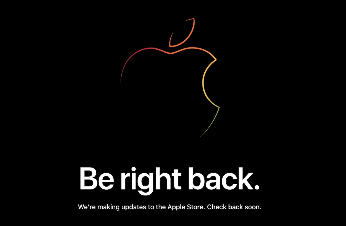 apple s online store goes down ahead of today s gather round event