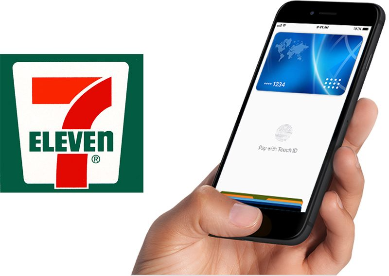 Apple Pay Now Available in 10,000+ U.S. 7-Eleven Stores