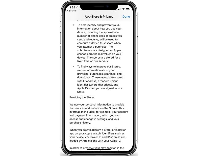 apple using a device trust score to identify and prevent fraud on itunes and app stores