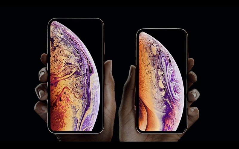 apple announces iphone xs and iphone xs max with gold color faster face id and more