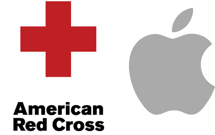 apple donating 1 million to american red cross as hurricane florence makes landfall in north carolina