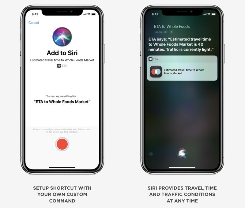 apps introducing support for siri shortcuts and other ios 12 features