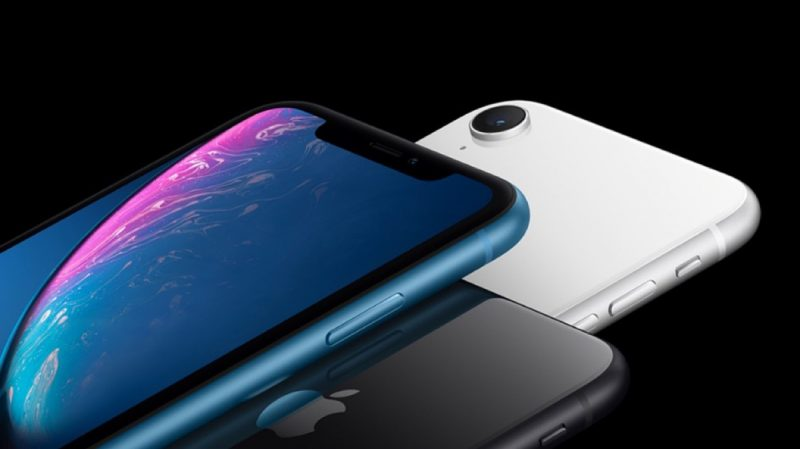 apple reveals iphone xr with 6 1 inch liquid retina lcd display and six color options starting at 749