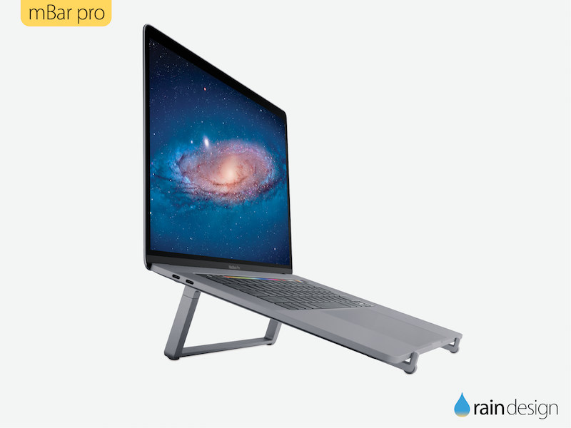 macrumors giveaway win a rain design mbar pro or mbar pro portable laptop stand