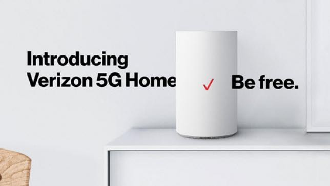 verizon s 50 5g home internet service launching october 1 with no data caps