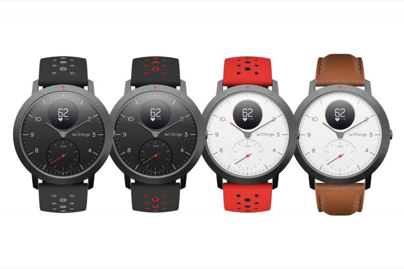 withings brand returns with steel hr sport hybrid smartwatch