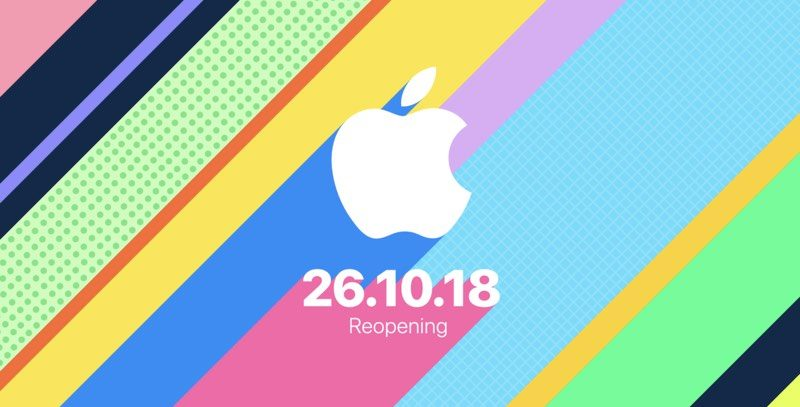 apple s covent garden store in london to reopen on october 26