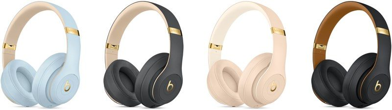 apple launches new beats studio 3 wireless skyline collection