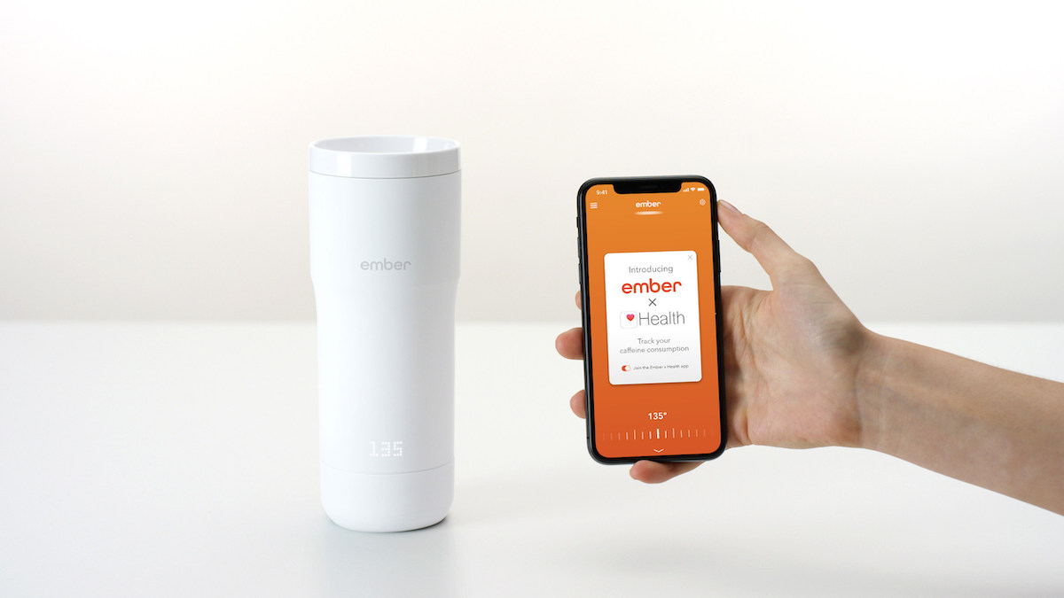 ember temperature control mug adds support for apple health exclusive colors now sold in apple stores