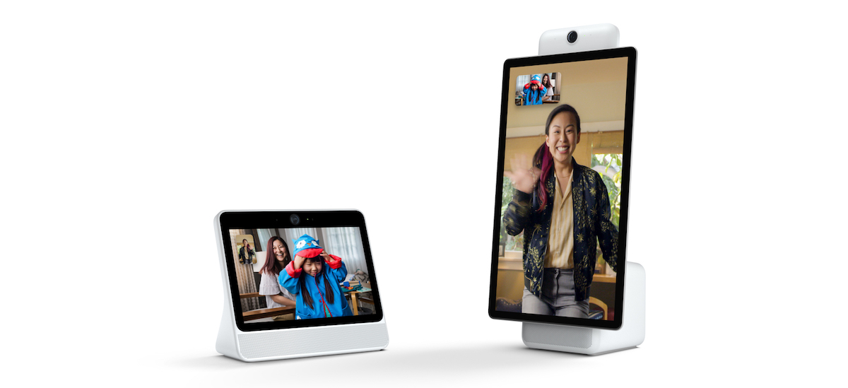 facebook debuts video conferencing device portal starting at 200