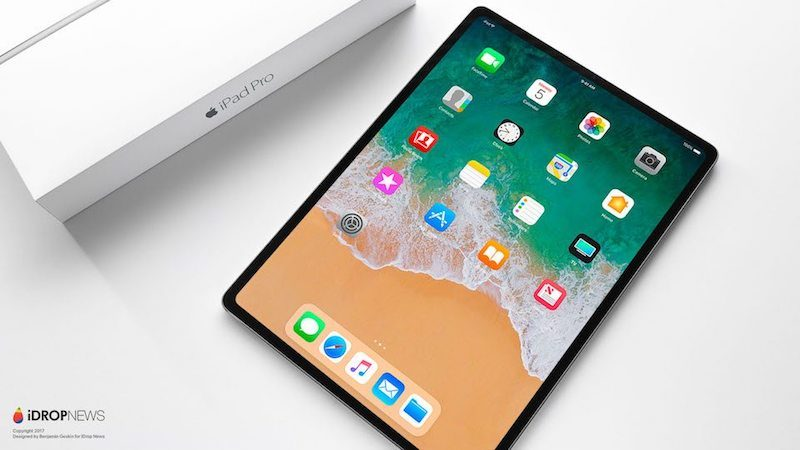 apple pencil 2 with airpods like pairing expected to launch alongside ipad pro with face id