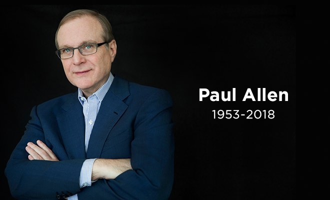 microsoft co founder paul allen passes away at 65 following battle with cancer