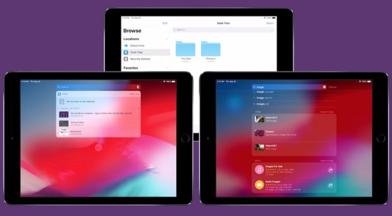yoink 2 0 for ios brings icloud sync handoff support siri shortcuts and more