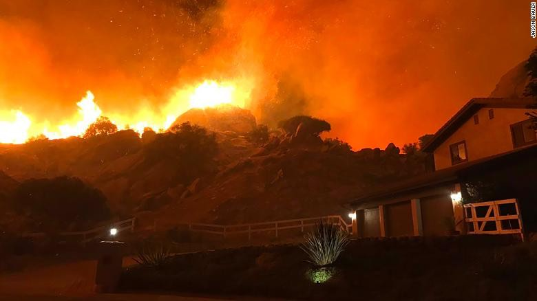 Apple to Donate to Southern and Northern California Fire Relief Efforts