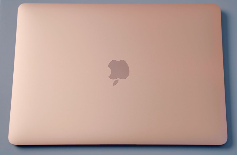 Hands-On With the New 2018 MacBook Air