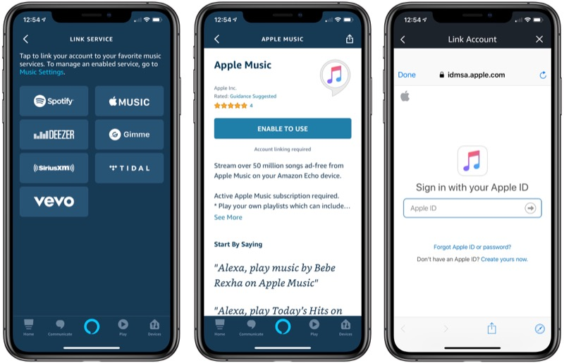 Apple Music Now Playable on Amazon Echo Speakers via Alexa in United States