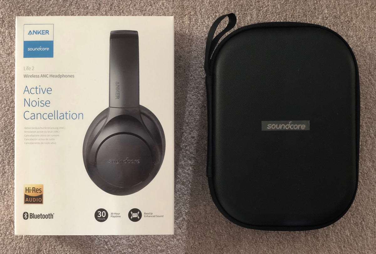 Review: Anker's Soundcore Life 2 Bluetooth Headphones Offer Active Noise Cancelation Without Breaking the Bank