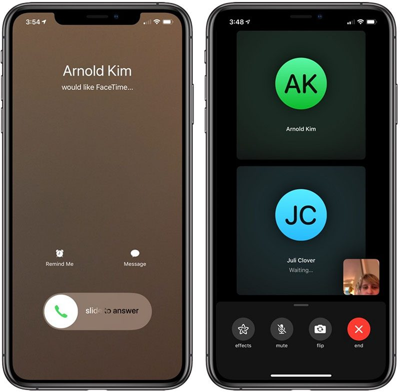 Group FaceTime Will Remain Permanently Disabled on iOS 12.1.3 and Earlier