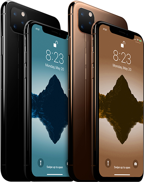 2020 iPhones May Have Full-Screen Touch ID, New iPhone SE Based on iPhone 8 Also Possible Next Year