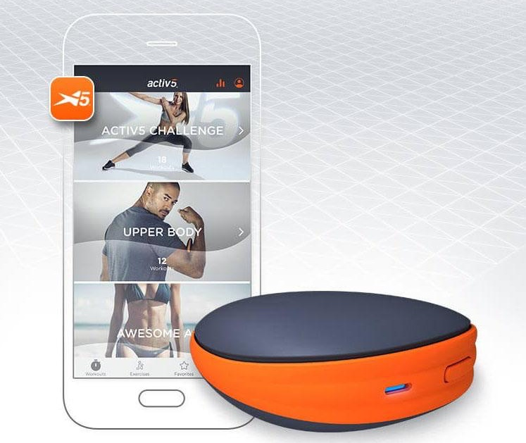 photo of Smart Fitness Device Activ5 Now Available From Apple image
