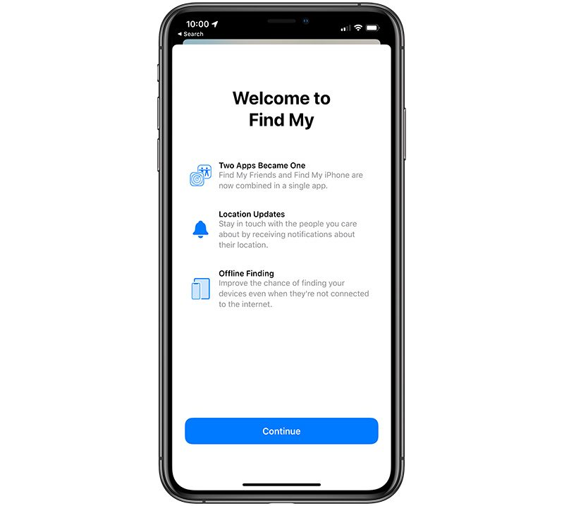 iOS 13: Everything You Need to Know About Apple's Find My