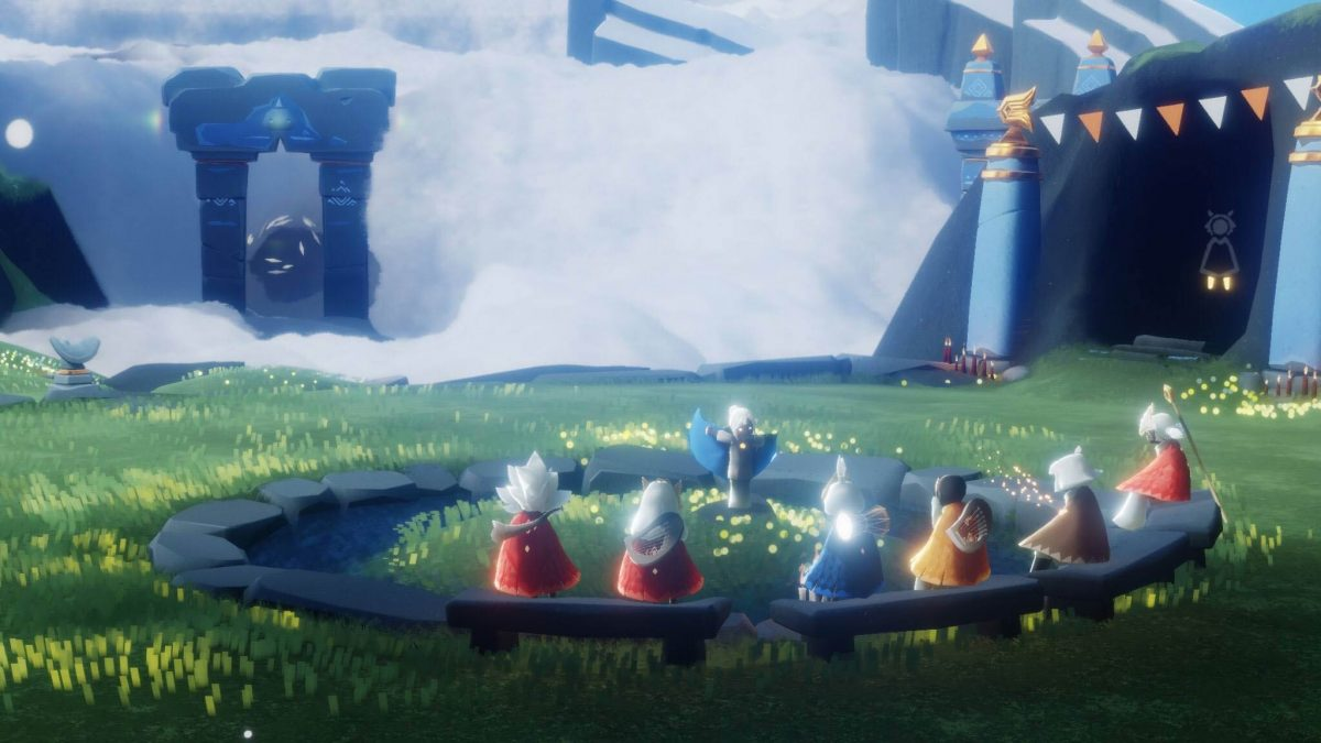 'Sky: Children of the Light' Now Available on iPhone and iPad