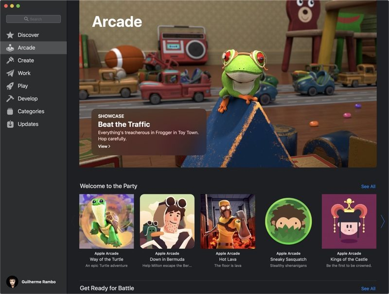 Apple to Charge $4.99 Per Month for Apple Arcade