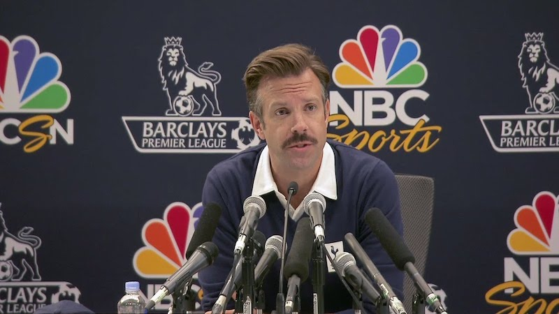 Jason Sudeikis Heads to Apple TV+ With New 'Ted Lasso' Comedy