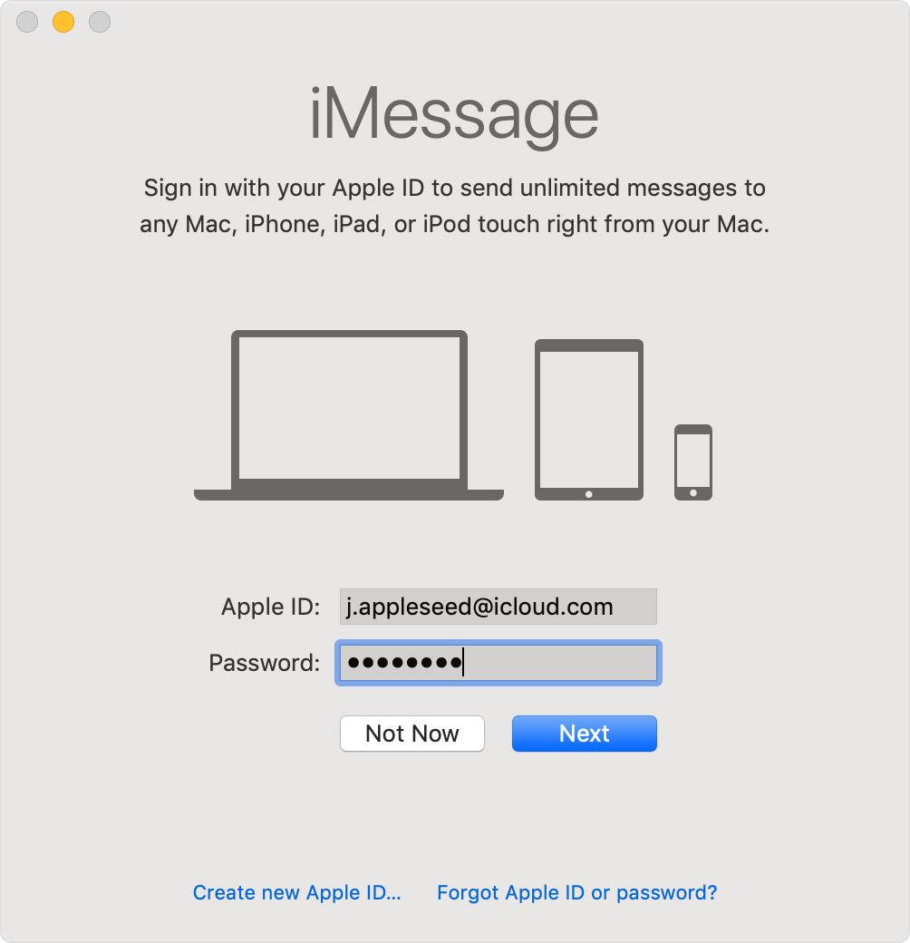 如何在 iPhone 和 Mac 上启用 iMessage 信息?