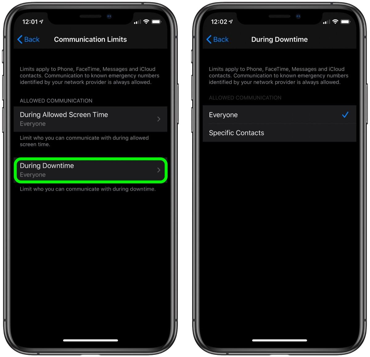 如何在 iPhone 上为孩子设置「屏幕时间」和「通信限制」?