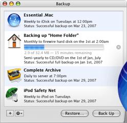 Mac Backup Update Coming? - Ma...