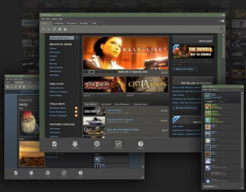 steam mac how to close game