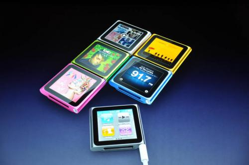 all apple ipods models - photo #9