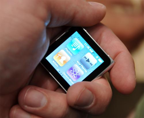 iPod Nano and Touch In Stores Tomorrow, Early Reviews ...