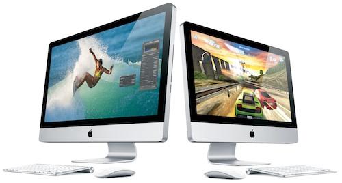 New 2011 iMacs