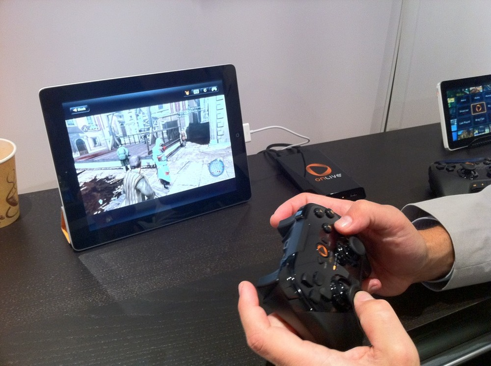 onlive player ipad