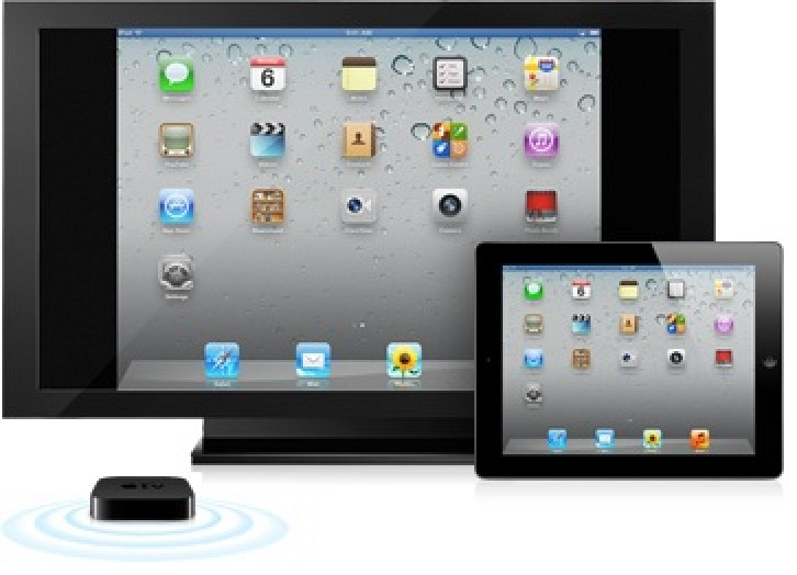 how to mirror iphone to tv demo of s airplay mirroring in ios 5 mac rumors 1386