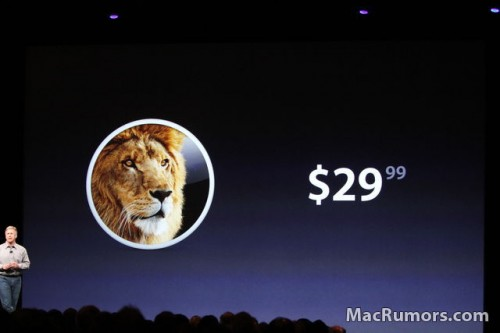 Mac OS X Lion Set for July Debut Priced at $29 99, Mac App Store