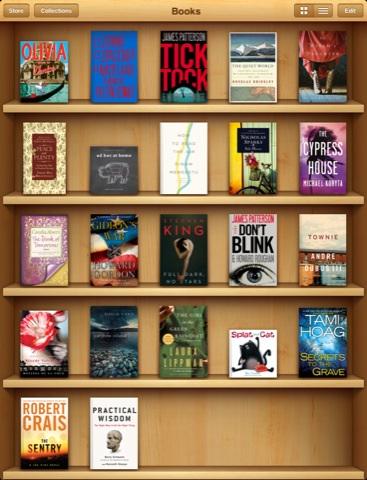 Are books free on ibooks