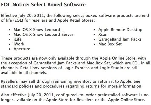 Cost Effective Mac OS X Snow Leopard Server Software