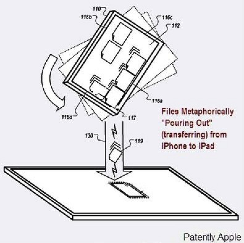 Apple Researching 'Physics Metaphor' Gestures for Inter