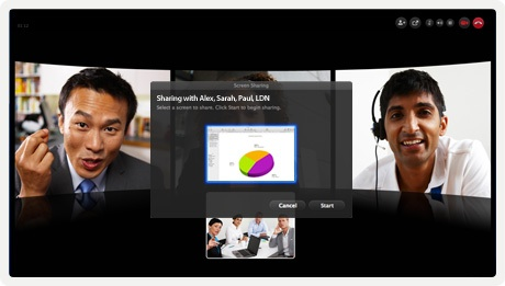 Skype web chat support